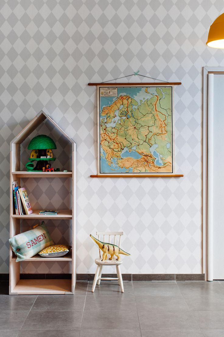 Interior Design daycare. fotografie: Jordy Huijbregts | styling: Ilona de Koning