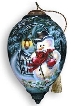 Ne'Qwa Ornaments - Snowy Magic