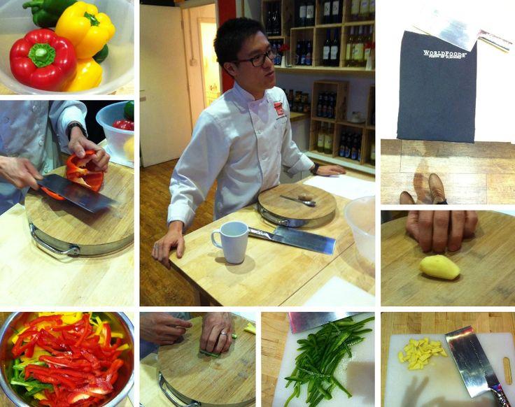 Jeremy Pang Food Network