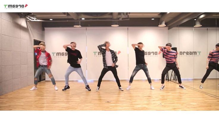 Name: M.A.P.6, Song: Swagger Time (dance practice and switch roles game), Label name: DreamT Entertainment