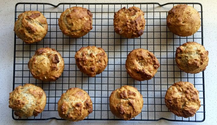 TV Muffins