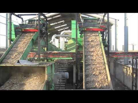 Wood Processing Plant - YouTube