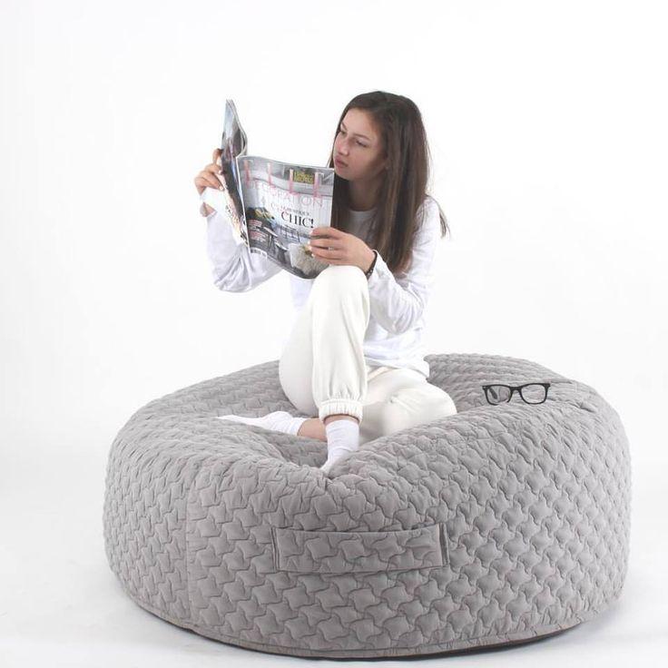 Best 25+ Leather bean bag chair ideas on Pinterest ...