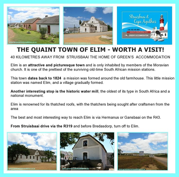 Elim; Moravian missionary; Water mill; historic town; historic church; great thatchers; western cape village, overberg village, near Struisbaai; near Cape Agulhas