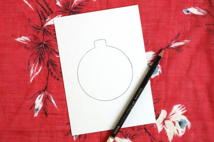 Weihnachtskarten Mit Kugelschreiber.1001 Ideen Für Weihnachtskarten Selbst Gestalten Weihnachten