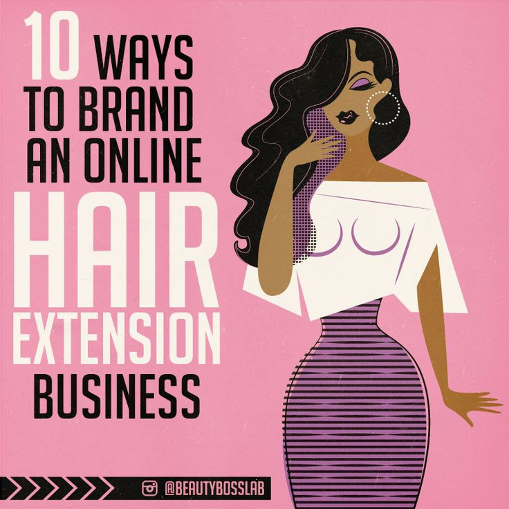 Let's be frank, the hair extension industry is a very crowded market. With so many options out there and people even selling from the trunk of their car how do you reach your consumer? The answer is very simple: Branding. In this post I am going to share with you10 things you can do to hel