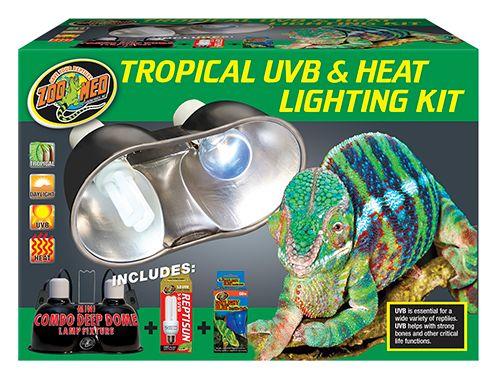 ZOO MED™ Tropical Reptile UVB u0026 Heat Lighting Kit at PetSmart. Shop all reptile light fixtures online  sc 1 st  Pinterest & 46 best Russian tortoise care images on Pinterest | Russian ... azcodes.com