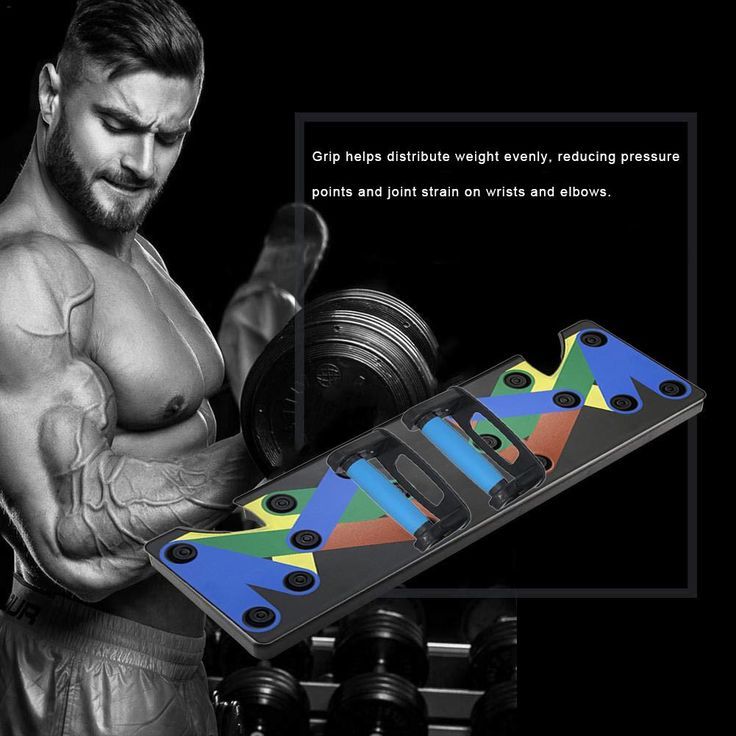 Details about  /12 in 1 Foldable Body Building Push Up Rack Fitness Workout Gym Push Up Board