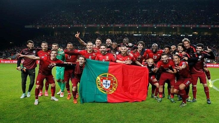 Portugal are European champions for the first time!