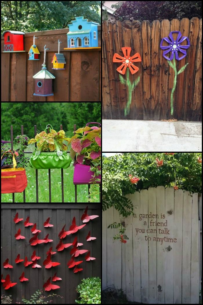 Diy Garden Fence Ideas 21 best fences images on pinterest | garden ideas, fence ideas and