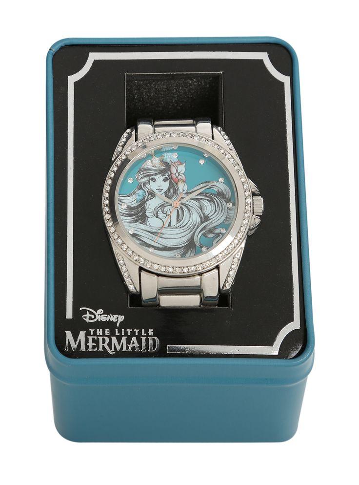 Disney The Little Mermaid Ariel Watch | Hot Topic