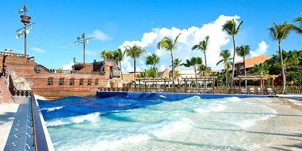 Barcelo Bavaro Palace Deluxe, Dominican Republic - Punta Cana #CheapCaribbean #CCBucketList