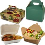 Take Out Boxes & Containers