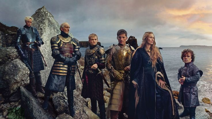 Game of Thrones ... Lannister Family ... Set on the fictional continents of Westeros and Essos, it has several plot lines and a large ensemble cast. The first story arc follows a dynastic conflict among competing claimants for succession to the Iron Throne of the Seven Kingdoms, with other noble families fighting for independence from the throne.