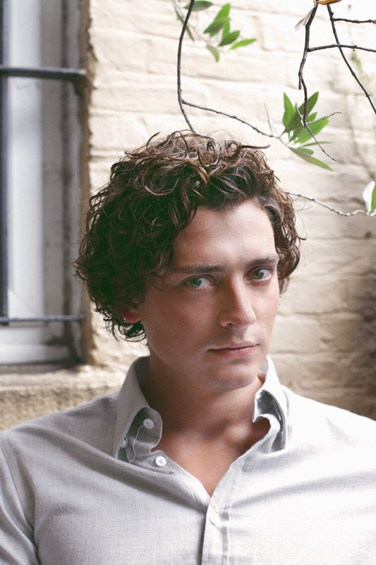 Love him. Aneurin Barnard - 1883 Magazine. Great interview.