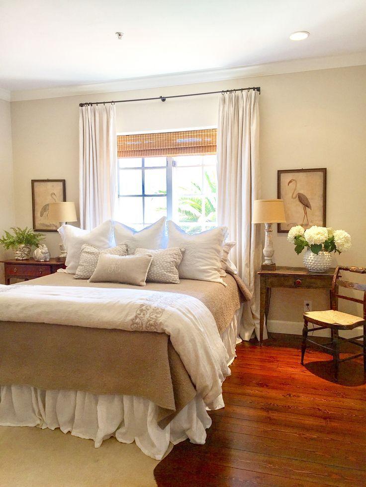 Neutral Guest Bedroom Cindy Hattersley Design