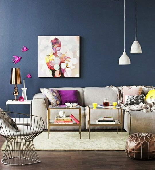 Upcoming Trends in Colour Combinations for Interiors -apartment therapy