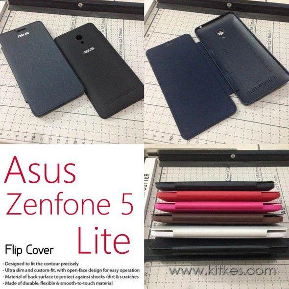 Flip Cover Case Asus Zenfone 5 Lite - Rp 75.000