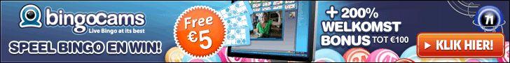 Anmäl dig till Bingocams och få 50 kr att spela för. Få även 300% i bonus på din första insättning. #bingocams #bingo #50krgratis #bingobonus #gratisbingo #casinobonus