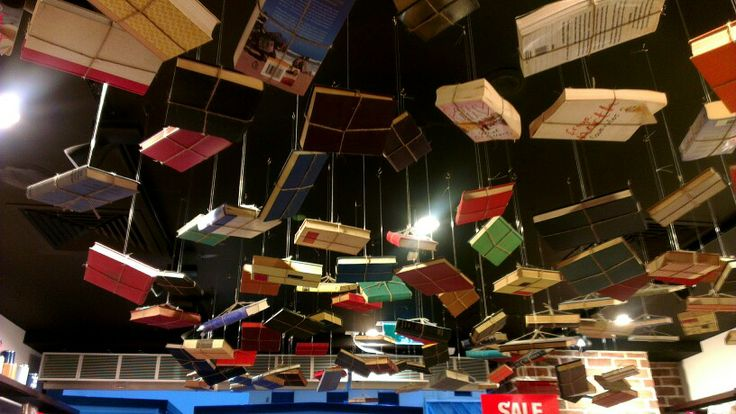 Books dangling in the air! Happy study week although i know most probably won't be