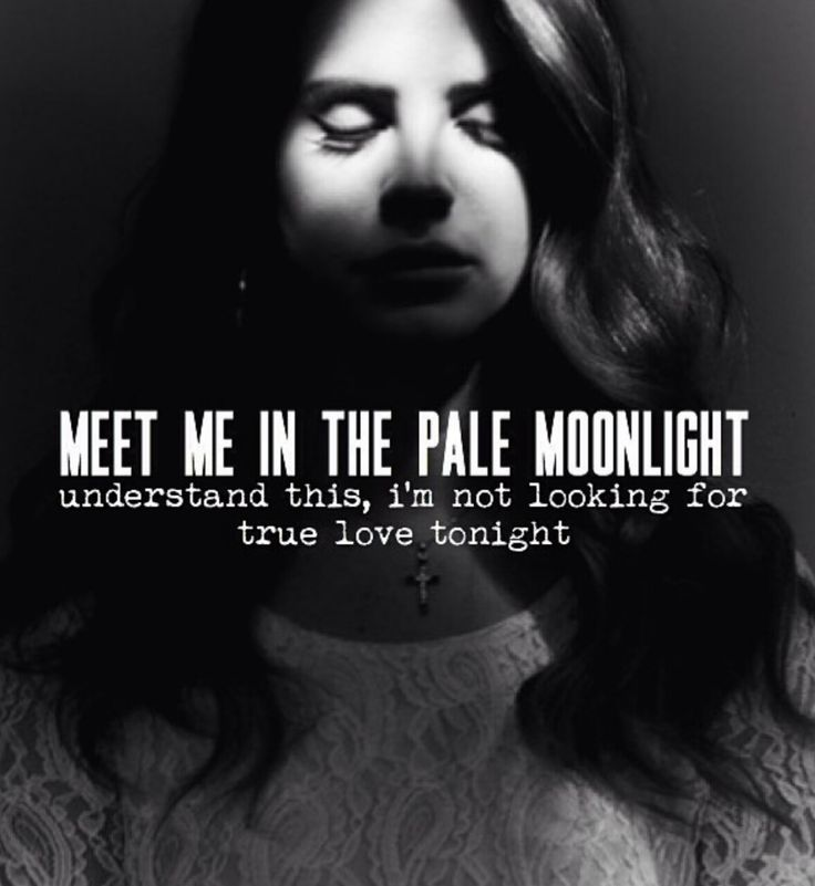 meet me in the pale moonlight lana del rey chords ultraviolence