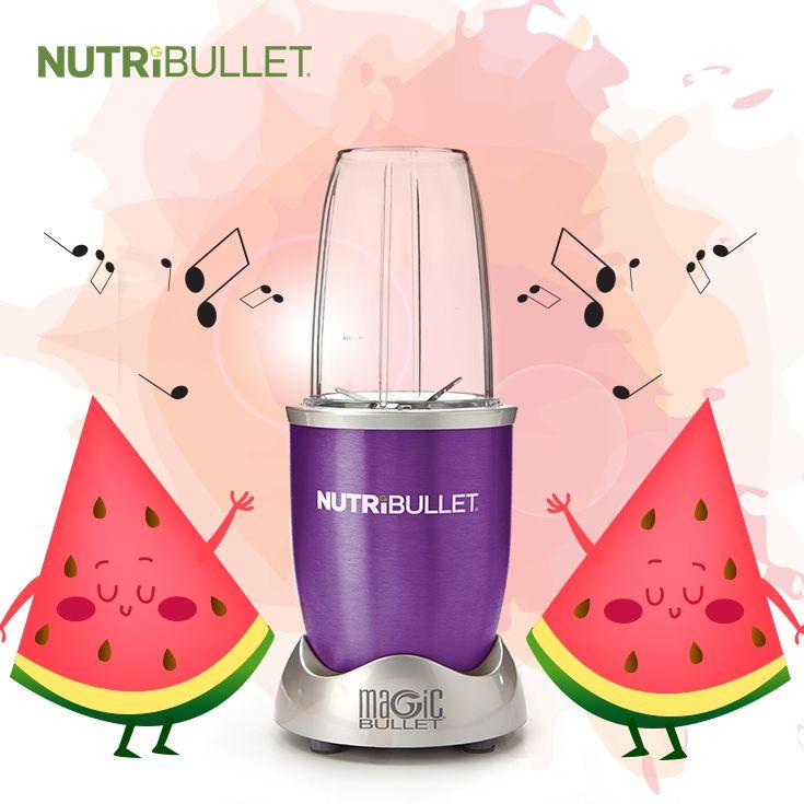 NutriBullet Violet ► Spraw żeby wszystkie składniki śpiewały tak jak NutriBullet im zagra ;) Oferta Limitowana ►► #NutriBullet #Violet