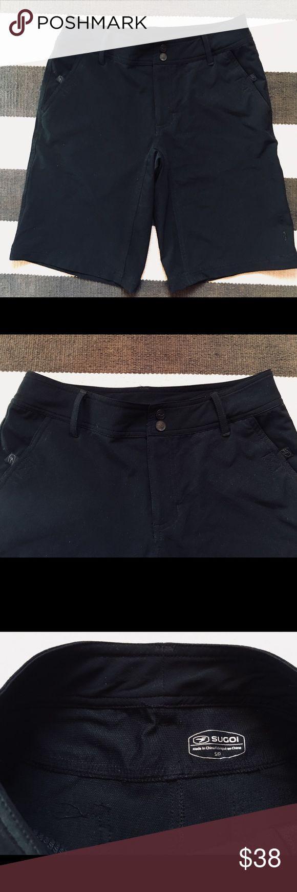 Women's Sugoi mountain bike shorts 🌼 Sugoi mountain bike shorts 🌞 like new never used 😍 SUGOI Shorts Bermudas