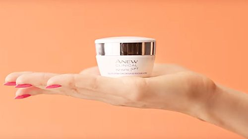 How do you get your eye lift? I have been using Avon Anew Clinical Infinite Lift every morning for years and I really believe at 55 my eyes look younger because of it.