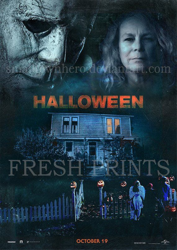 Halloween Poster Prints A4 A3 Rob Zombie Poster Prints