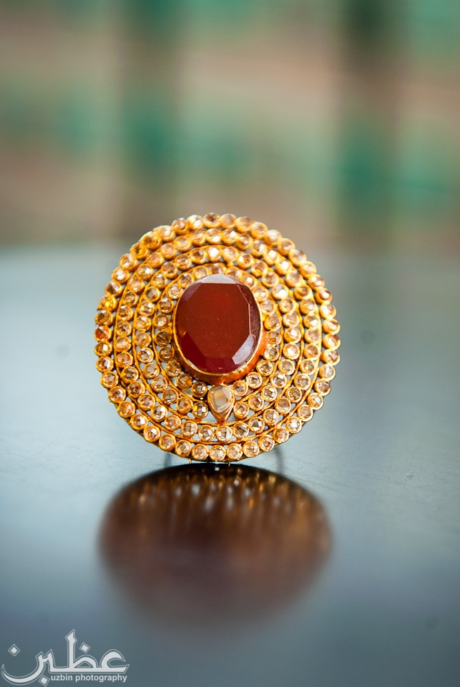 kundan ring, bridal ring, Indian bridal jewellery, jewelry