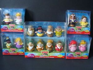 New Little People Disney Princess kal has all the princesses now but none of the other characters!!