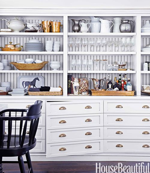 10 Kitchens With Super Clever Storage.. Some of these are really great!