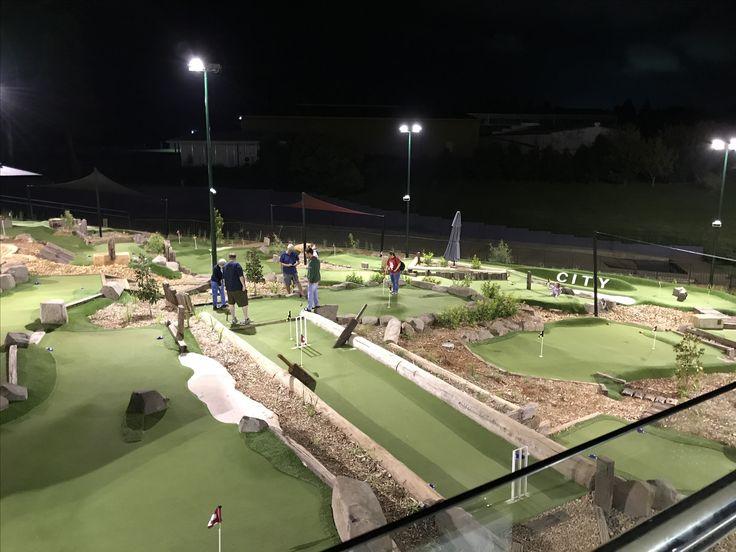 Toowoomba City Golf Club Mini Golf