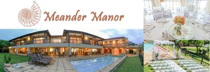 Meandor Manor http://www.weddingscene.co.za/meander-manor.html