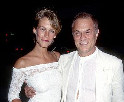 Jamie Lee Curtis Pays Tribute to Dad Tony Curtis ...