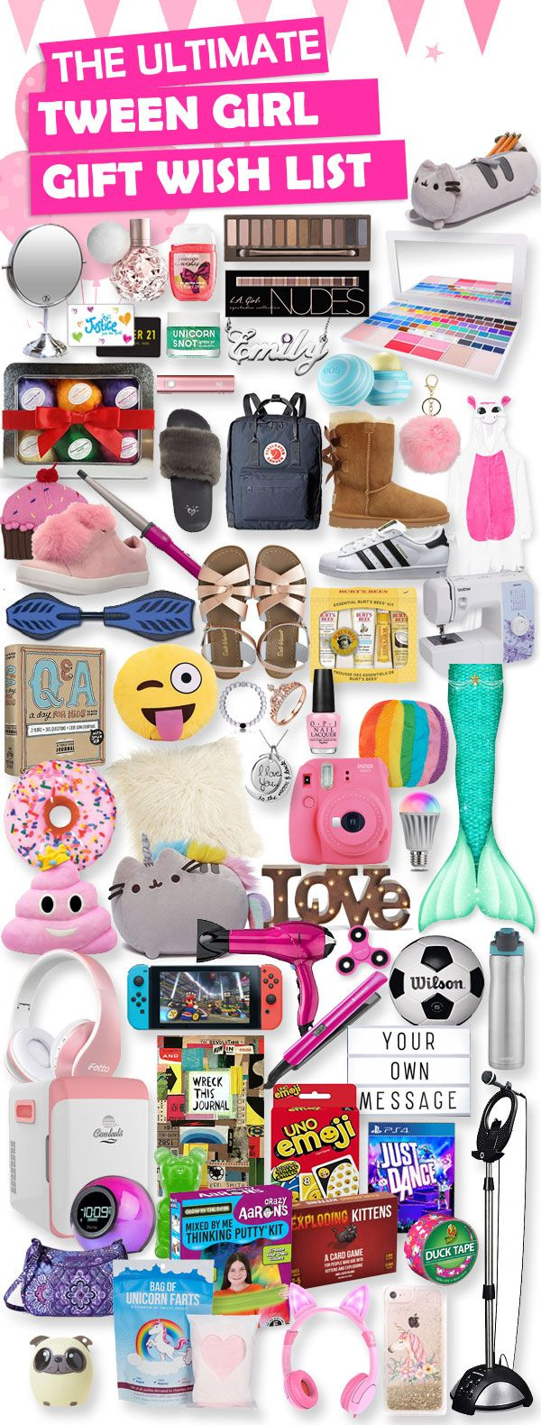 11 Best Gifts For Teen Girls Images On Pinterest  Wish -6085