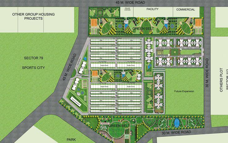 airwil conac site plan