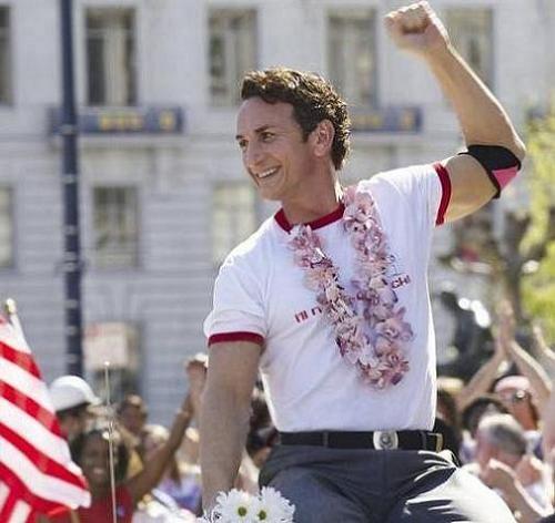 """Sean Penn: Oscar al mejor actor 2008 por """"Mi nombre es Harvey Milk"""""""