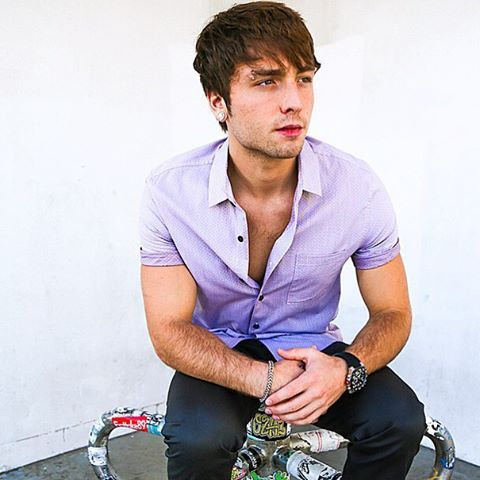 """""""Let my spirit fly, my intentions are not to intoxicate but purify"""" - Wesley Stromberg // Emblem3"""
