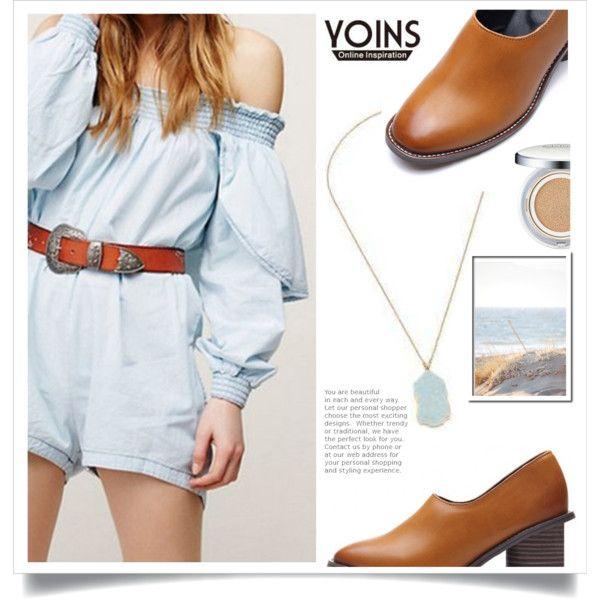 Yoins XV/2 by ewa-naukowicz-wojcik on Polyvore featuring moda, Sulwhasoo, yoins…