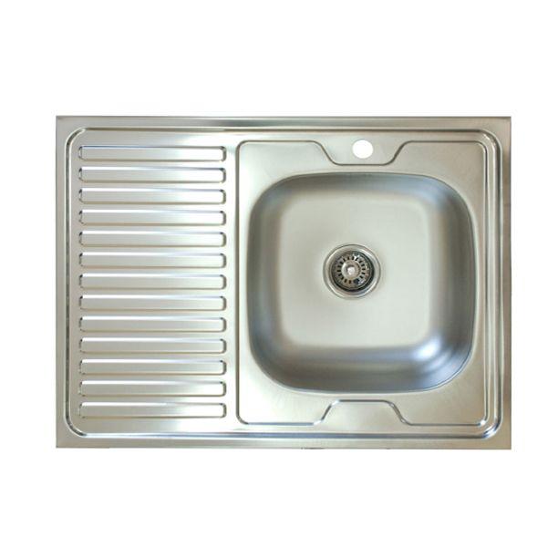 МОЙКА ДЛЯ КУХНИ КРОМРУС EC-220-D  Элегантная кухонная мойка КромРус EC-220-D из нержавеющей стали.  #мойка, #мойки, #раковина, #раковины, #купитьмойку, #кухонныемойки, #кухоннаямойка, #врезные, #накладные, #смесители, #стальная, #нержавейка, #каменные, #столешница, #кухня, #квартира, #дом, #ремонт, #дизайн, #design, #интерьер, #идеи, #распродажа, #акции, #скидки, #санузел, #сантехника, #вивон.