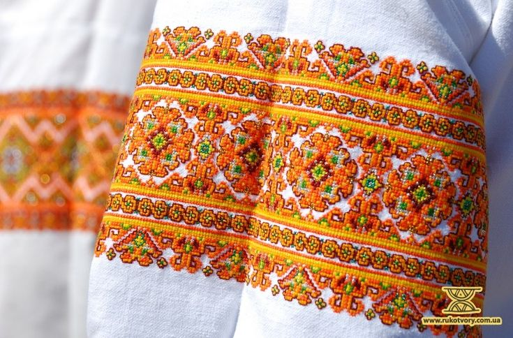 Ukrainian Embroidered blouse
