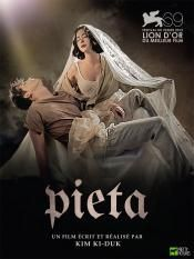 PIETA  is a 2012 South Korean film. The 18th feature written and directed by Kim Ki-duk.