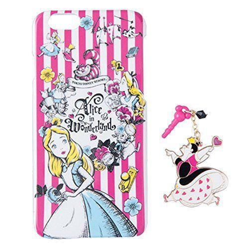 不思議の国のアリス アリス スマートフォン ケース iPhone6 ケース iPhone6s ケース スマホケース ( ディズニーリゾート限定 )