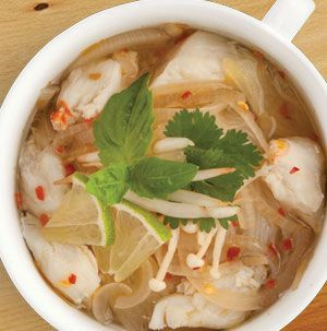 In this version of pho, a traditional Vietnamese soup, we've combined lump crab with lots of vegetables and herb creating a delicious and fragrant soup. Alaska Crab Pho will surely warm you on these chilly evenings!