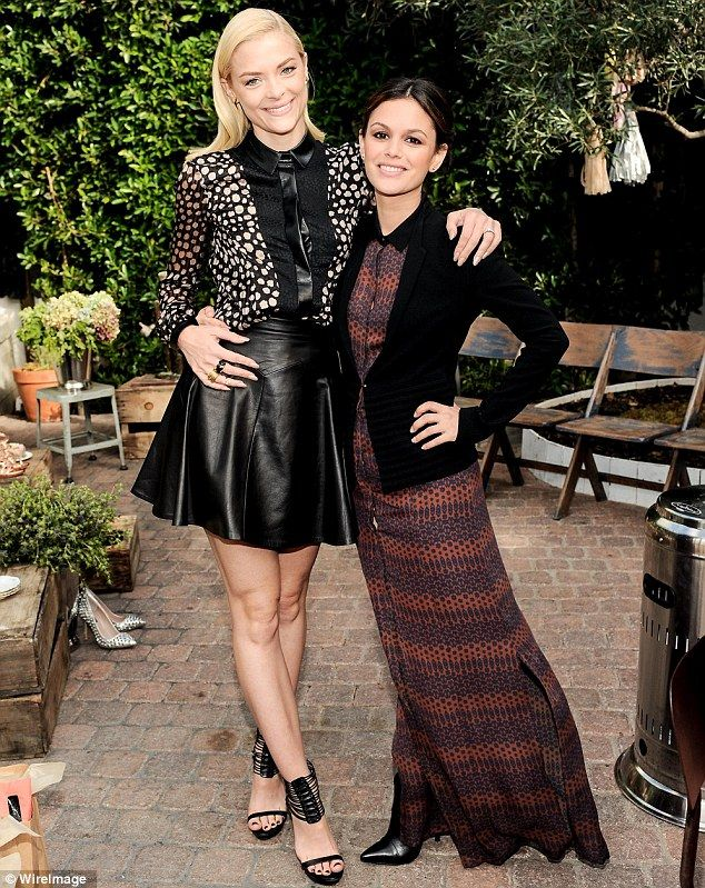 jaime king and rachel bilson   Pregnant Rachel Bilson enjoys star-studded baby shower, with Natalie ...