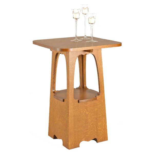 Limbert Искусство и ремесла Таблица Деревообработка план, Крытый Мебель для дома План проекта | деревянный магазин