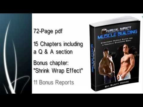 Click here NOW to get a Beach Body by March! >> Visual Impact Muscle Building Review --> https://www.youtube.com/watch?v=IV1_97nic5Q
