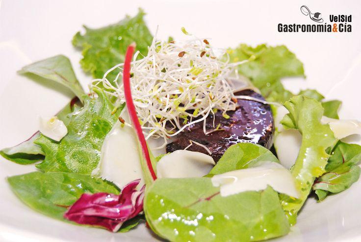 Recetas de ensalada para el lunes sin carne