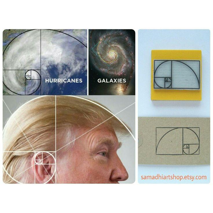 En un dia negro como hoy, lo mejor es poner un poco de humor! Por cierto, el sello de goma con la espiral de Fibonacci está agotado... estará disponible de nuevo en unos dias  On a black day like today, it is best to put a little humor ! By the way, the rubber stamp with the Fibonacci spiral is out of stock... will be available again in a few days  #Trump #mycondolencestoUSA #americanhorrorstory  #fibonacci  #sacredgeometry #fantasticmarket